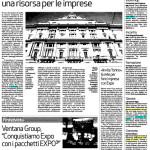 """""""La Stampa"""" Torino del 13 aprile 2015"""